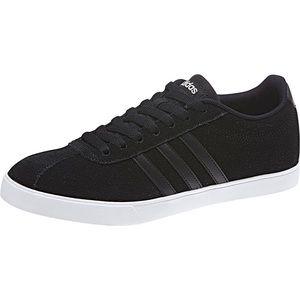 Black Suede Adidas Neo